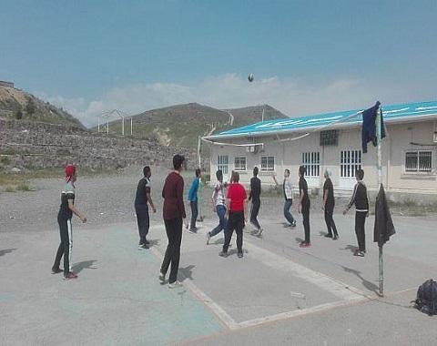 برگزاری اردوی فرهنگی تفریحی بهاره