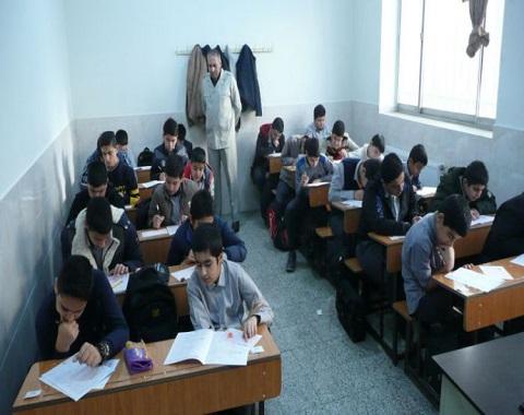 برگزاری اولین مرحله آزمون هماهنگ مدارس امام حسین علیه السلام