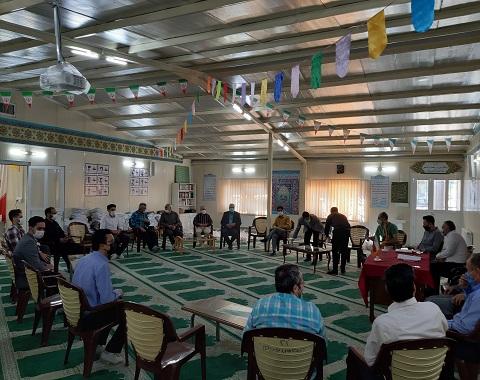 برگزاری اولین جلسه شورای دبیران در آموزشگاه